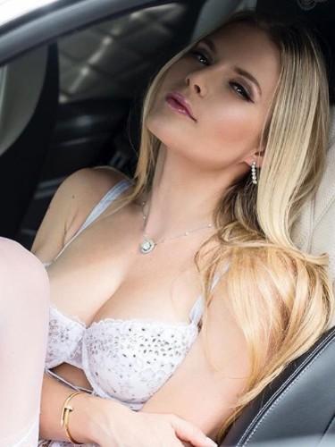 Sex ad by escort Ganna Blonde (24) in Istanbul - Photo: 1