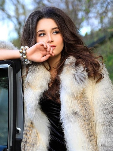 Escort agency Victoria Models in Turkey - Photo: 22 - Violetta