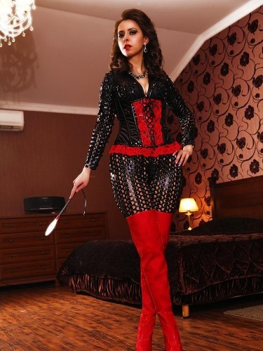 Sex ad by kinky MILF escort Mistress Lana (35) in Adana - Photo: 5