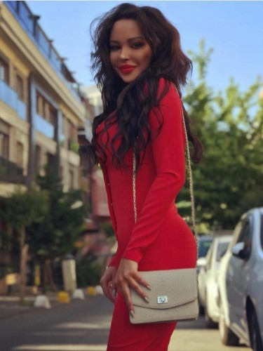 Sex ad by kinky escort Ninel (20) in Ankara - Photo: 2