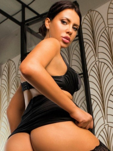 Alexandra escort in Istanbul - Photo: 5