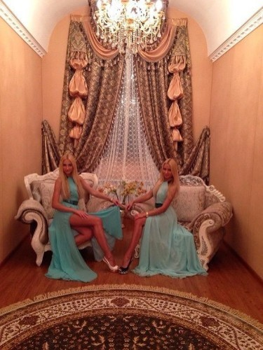 Sex ad by kinky escort Sweet Twins Sisters (25) in Istanbul - Photo: 3